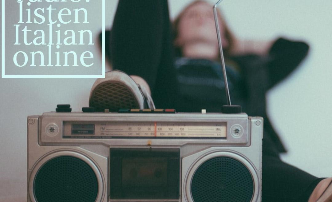 Italian radio:listen online