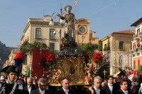 Sorrento and its patron Saint