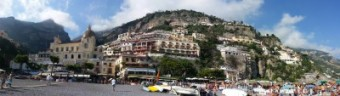 Getting to Amalfi Coast and getting around