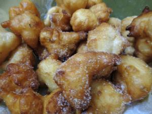 Pettole: a traditional Italian Christmas recipe