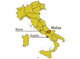 The last undiscovered region of Italy: Molise