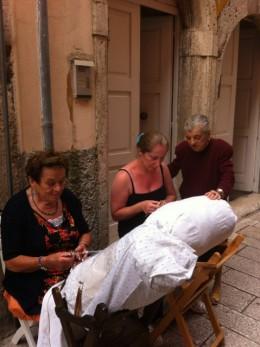 Exploring and learning Italian: Molise