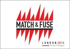 Match&Fuse Festival London 2015