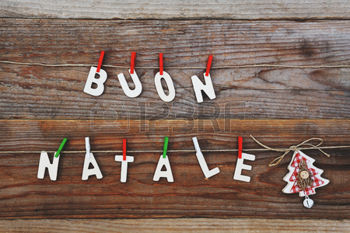 Events in December: Buon Natale