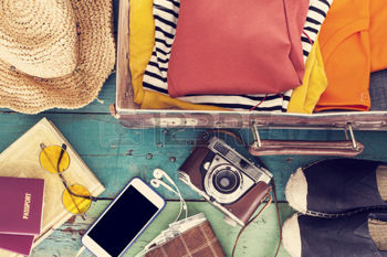In vacanza: what's in your suitcase?