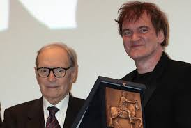 Ennio Morricone made us proud once again