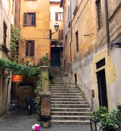 Where to study Italian: Rome