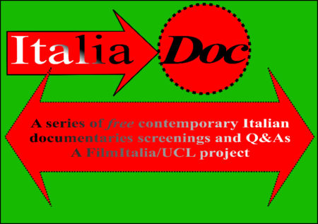 FREE screenings of contemporary Italian documentaries