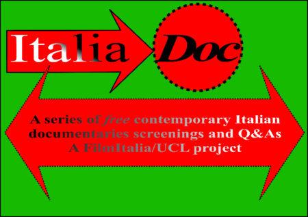 FREE screenings of contemporary Italian documentaries