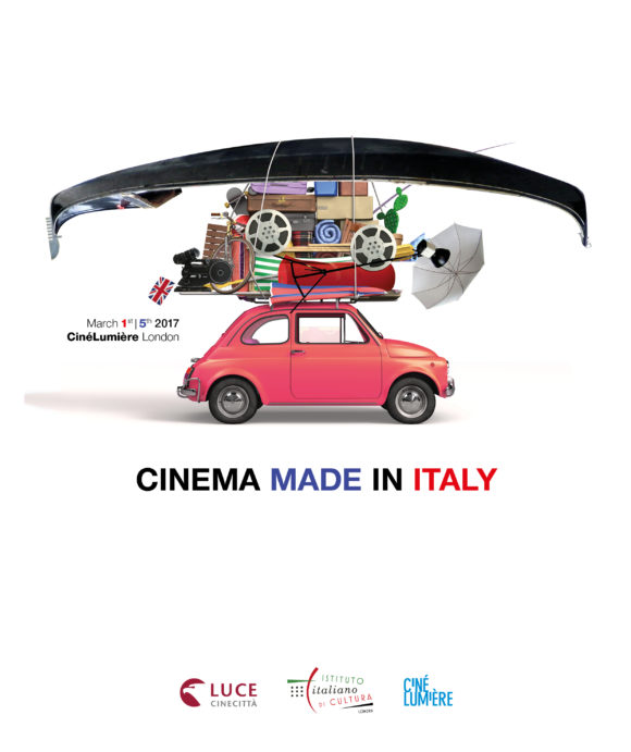 Cinema Made in Italy 1-5 March 2017