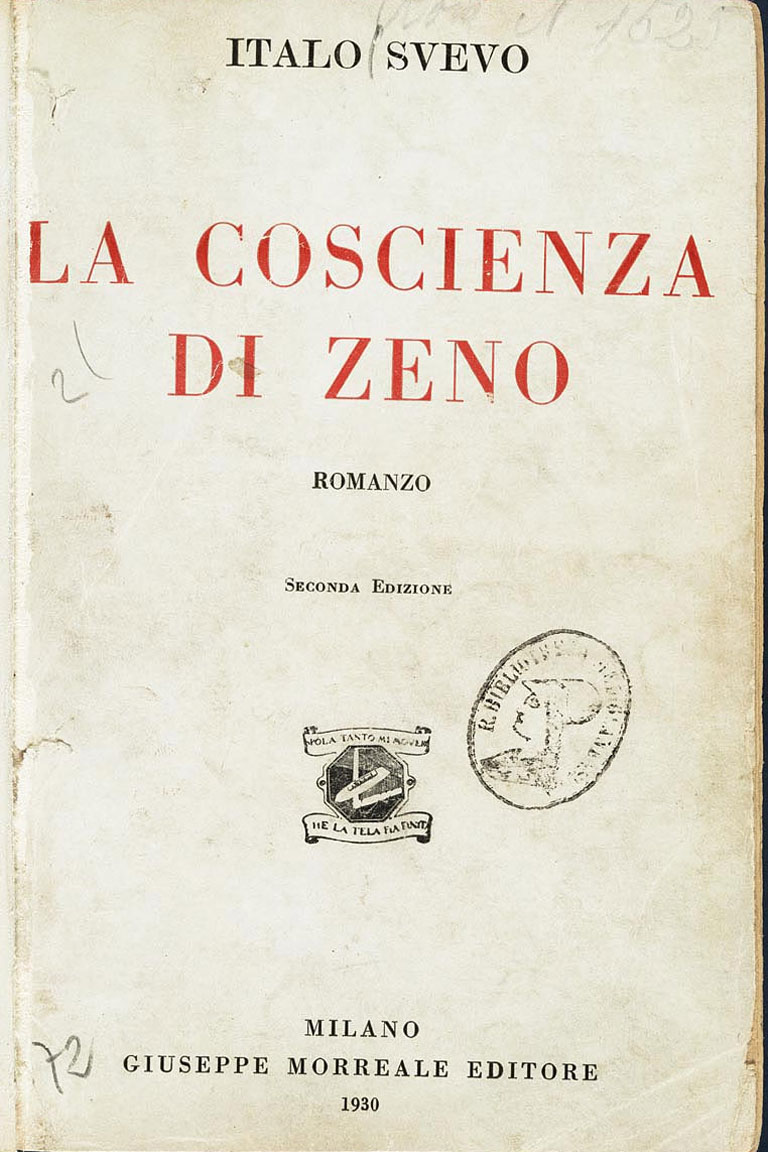 "Reading in Italian: Hanif Kureishi on Italo Svevo's ""Zeno's Conscience"""