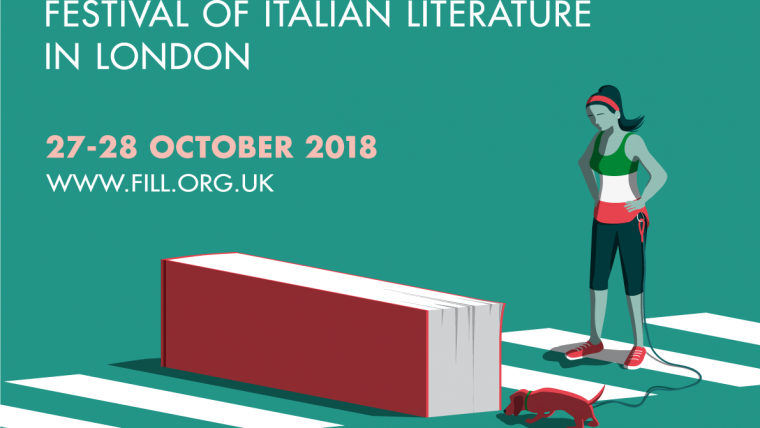 Fill 2018: Festival of Italian Literature in London