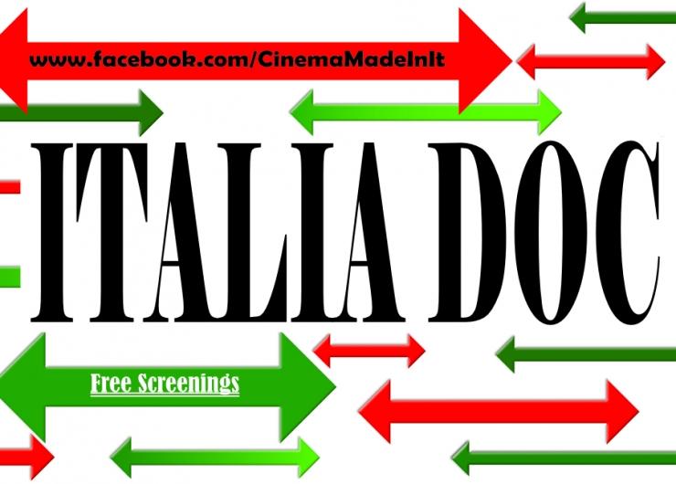 ITALIA DOC 3RD EDITION: FREE DOCUMENTARY SCREENING