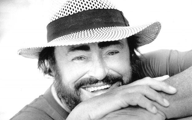 Un'intervista al tenore Luciano Pavarotti
