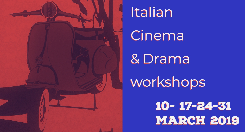 Italian language services workshops@ Italian Cultural Institute