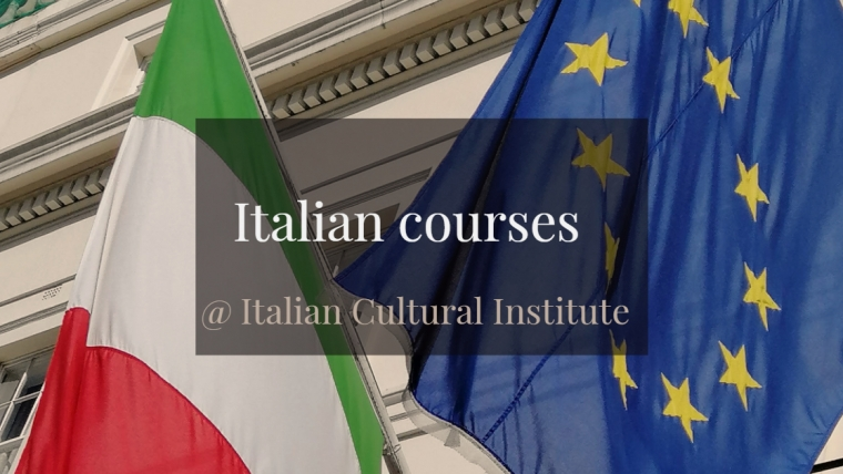 Italian courses- New term-Italian language services@ Italian Cultural Institute from 20 January
