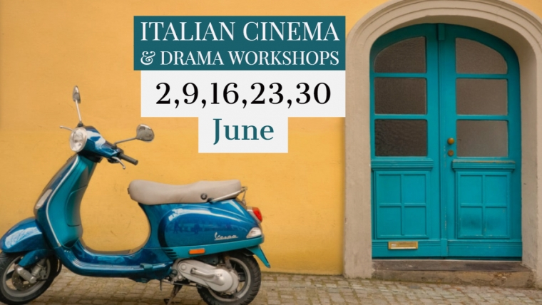 Italian language services Summer workshops@ Italian Cultural Institute