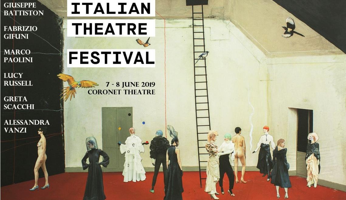 Italian Theatre Festival 7-8 June