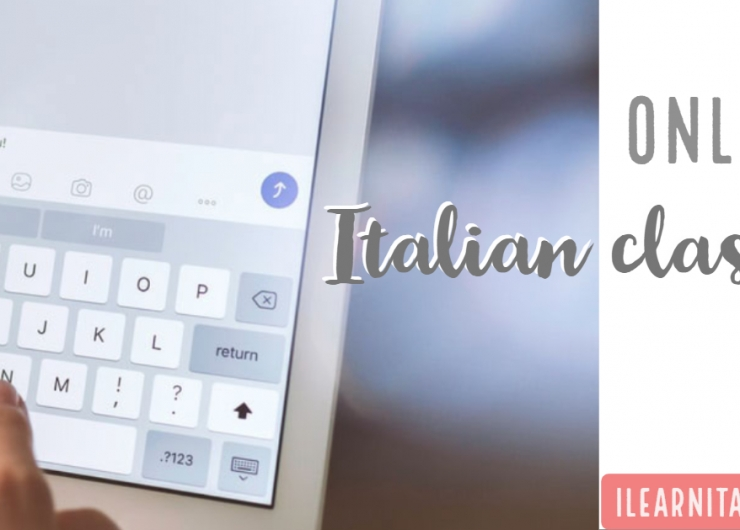 Learn Italian online – Italian lessons with experienced teacher and native Italian speaker