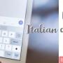 Learn Italian online – Italian lessons with experienced teacher and native Italian speaker