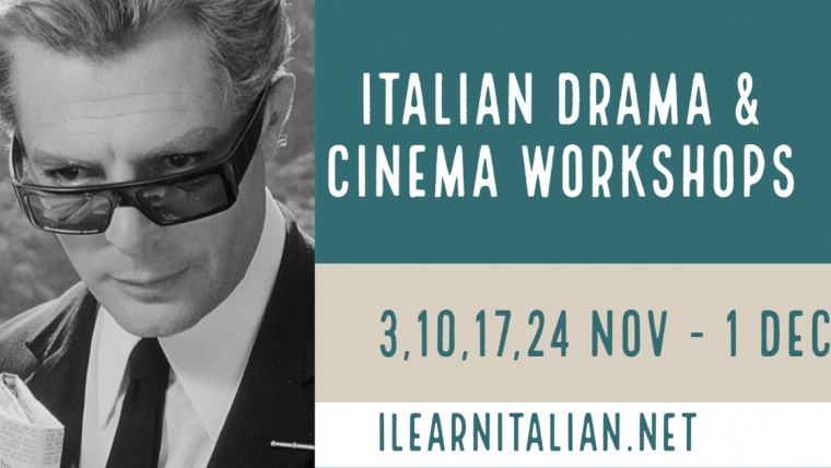 Italian language services workshops @Italian Cultural Institute