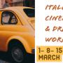 Italian language services Workshops @Italian Cultural Institute- March 2020