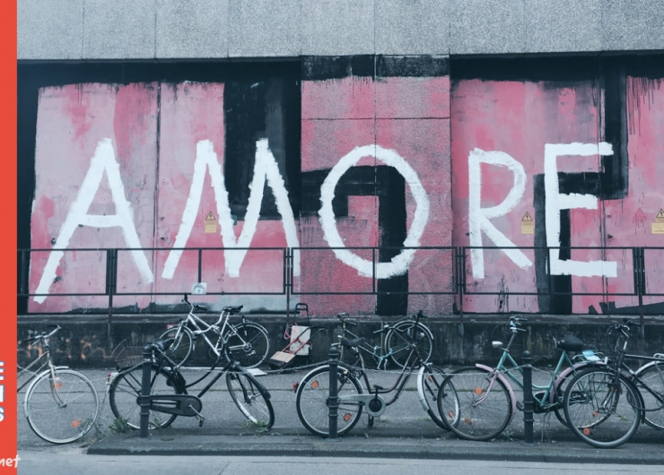 Italian word of the month: Amore +Video- Silent love, an Italian romantic short movie