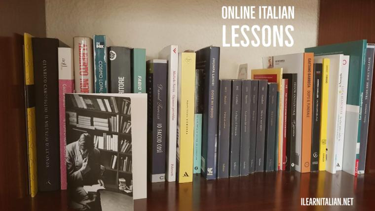 Italian word of the month: Libri- Cosa leggere in italiano
