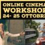Online Cinema workshop- 24,25 October